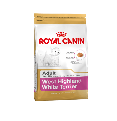 Royal Canin West Highland White Terrier Adult - 3 кг