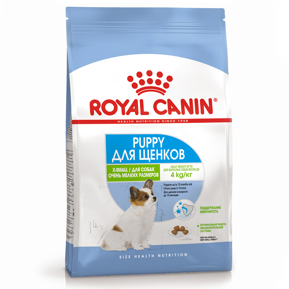 Royal Canin X-Small Junior - 0,5 кг