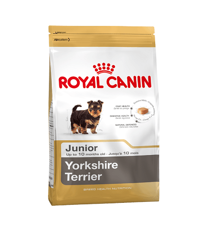Royal Canin Yorkshire Terrier Junior - 1,5 кг