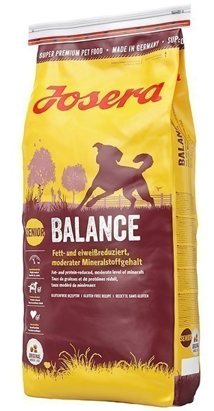 Josera Balance (Senior Medium/Maxi 20/8) 15 кг